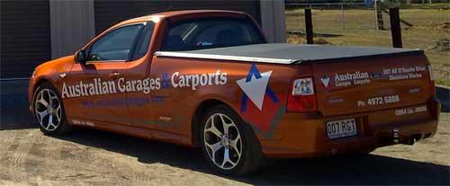 Australian Garages